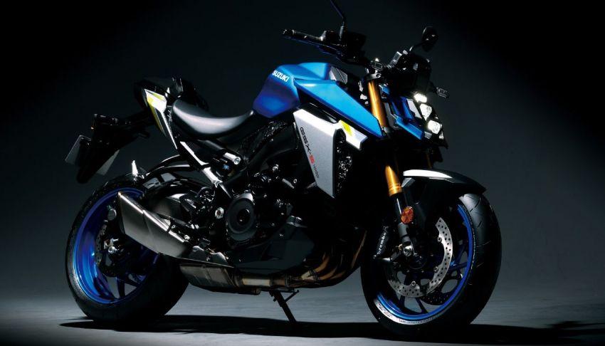2022 Suzuki GSX-S1000 naked sports major update Image #1288530