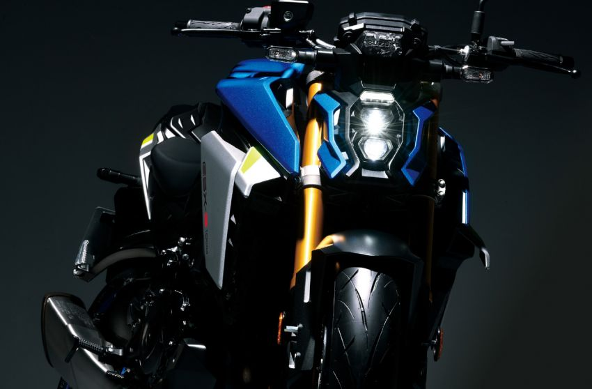 2022 Suzuki GSX-S1000 naked sports major update Image #1288531