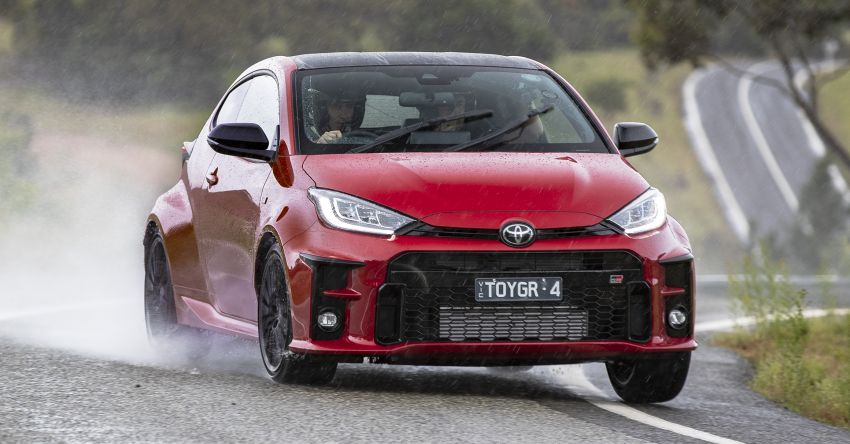 2021 Toyota GR Yaris in Mexico – sold out in 24 hours! Image #1286418