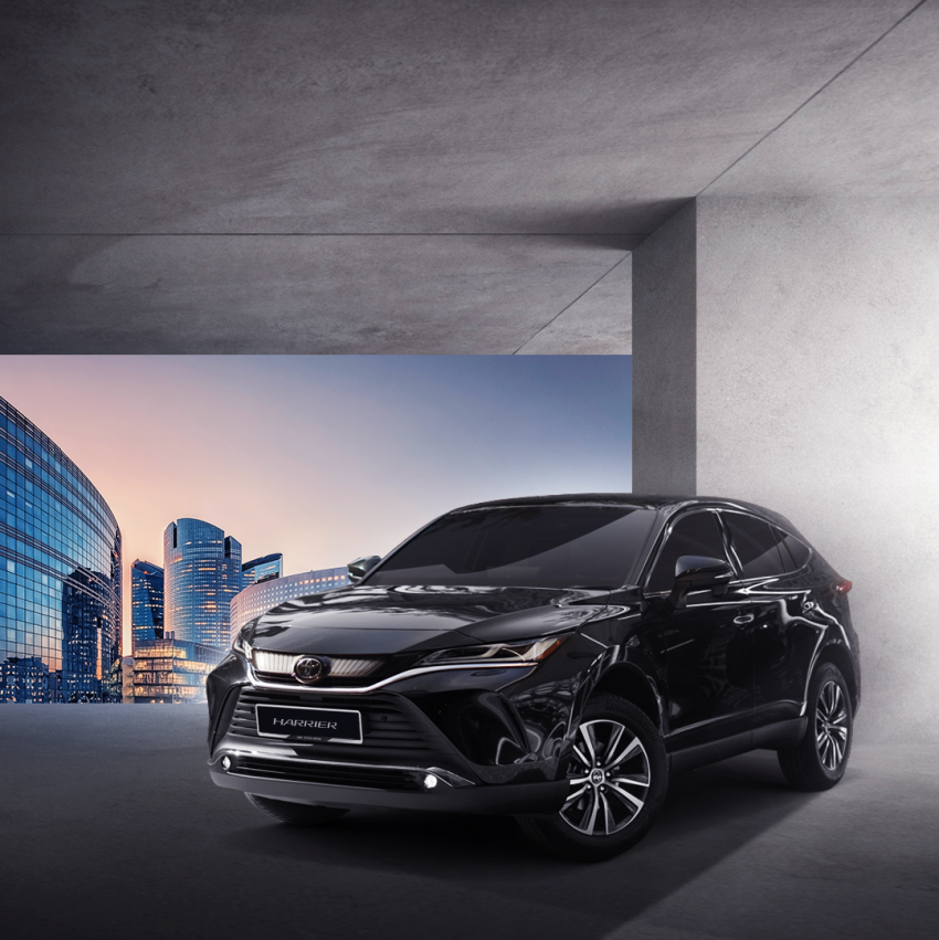 2021 Toyota Harrier launched in Malaysia – TNGA platform, single 2.0L NA CVT variant, RM249,707 Image #1275727