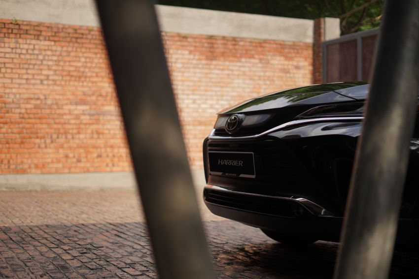2021 Toyota Harrier launched in Malaysia – TNGA platform, single 2.0L NA CVT variant, RM249,707 Image #1275745