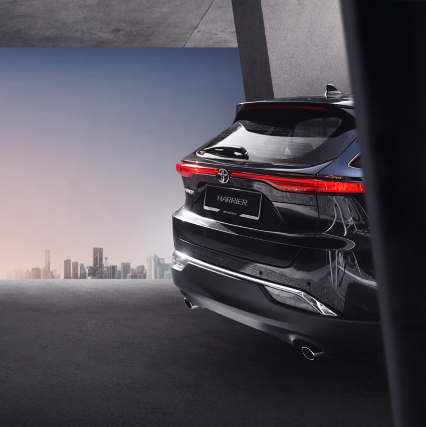 2021 Toyota Harrier launched in Malaysia – TNGA platform, single 2.0L NA CVT variant, RM249,707 Image #1275728