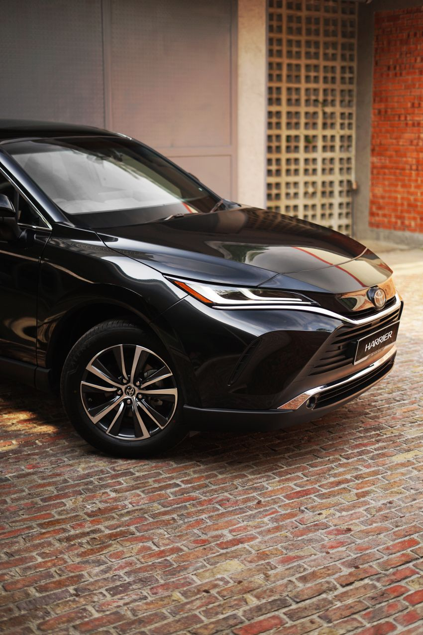 2021 Toyota Harrier launched in Malaysia – TNGA platform, single 2.0L NA CVT variant, RM249,707 Image #1275750