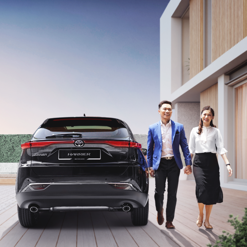 2021 Toyota Harrier launched in Malaysia – TNGA platform, single 2.0L NA CVT variant, RM249,707 Image #1275729