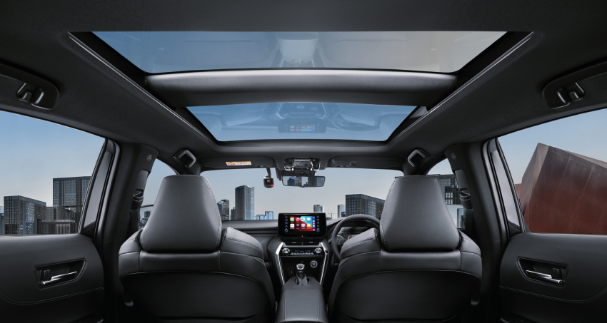 2021 Toyota Harrier launched in Malaysia – TNGA platform, single 2.0L NA CVT variant, RM249,707 Image #1275794