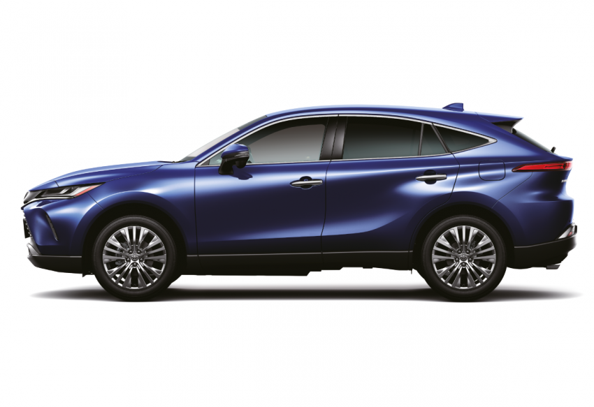 2021 Toyota Harrier launched in Malaysia – TNGA platform, single 2.0L NA CVT variant, RM249,707 Image #1275807