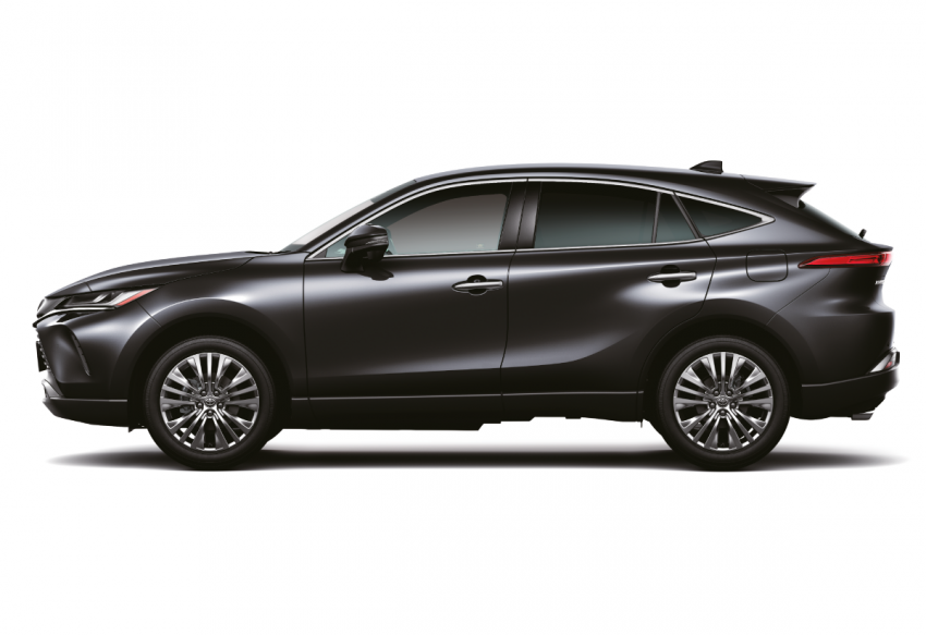 2021 Toyota Harrier launched in Malaysia – TNGA platform, single 2.0L NA CVT variant, RM249,707 Image #1275808