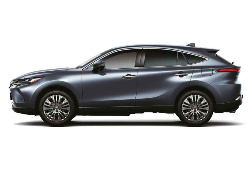 2021 Toyota Harrier launched in Malaysia – TNGA platform, single 2.0L NA CVT variant, RM249,707 Image #1275809
