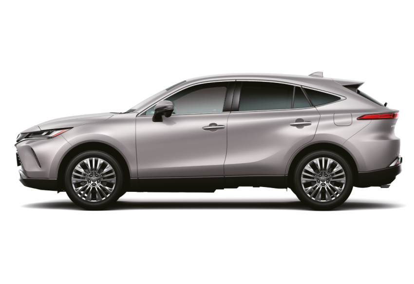 2021 Toyota Harrier launched in Malaysia – TNGA platform, single 2.0L NA CVT variant, RM249,707 Image #1275810