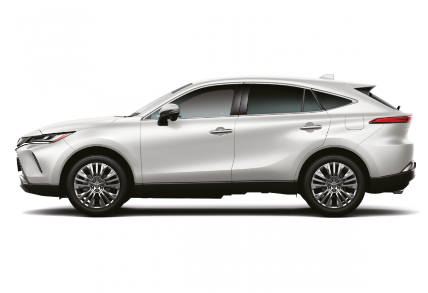 2021 Toyota Harrier launched in Malaysia – TNGA platform, single 2.0L NA CVT variant, RM249,707 Image #1275811