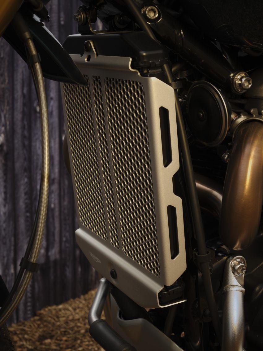 2021 Triumph Scrambler 1200 Steve McQueen Edition unveiled, Scrambler 1200 XC and XE get Euro 5 update Image #1278765