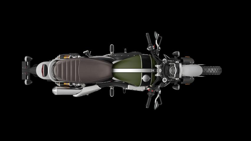 2021 Triumph Scrambler 1200 Steve McQueen Edition unveiled, Scrambler 1200 XC and XE get Euro 5 update Image #1278883