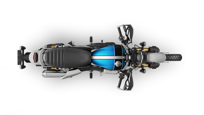 2021 Triumph Scrambler 1200 Steve McQueen Edition unveiled, Scrambler 1200 XC and XE get Euro 5 update Image #1278909