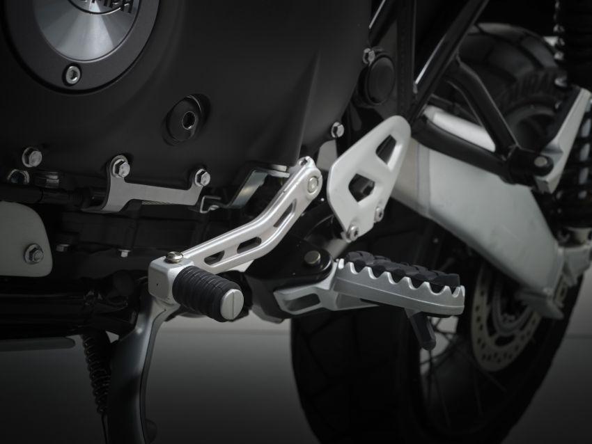 2021 Triumph Scrambler 1200 Steve McQueen Edition unveiled, Scrambler 1200 XC and XE get Euro 5 update Image #1278918