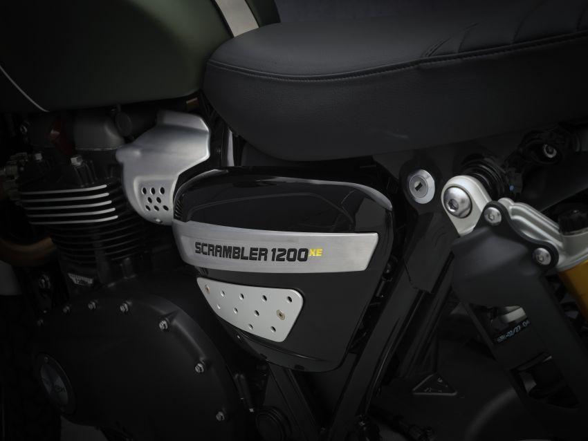 2021 Triumph Scrambler 1200 Steve McQueen Edition unveiled, Scrambler 1200 XC and XE get Euro 5 update Image #1278919