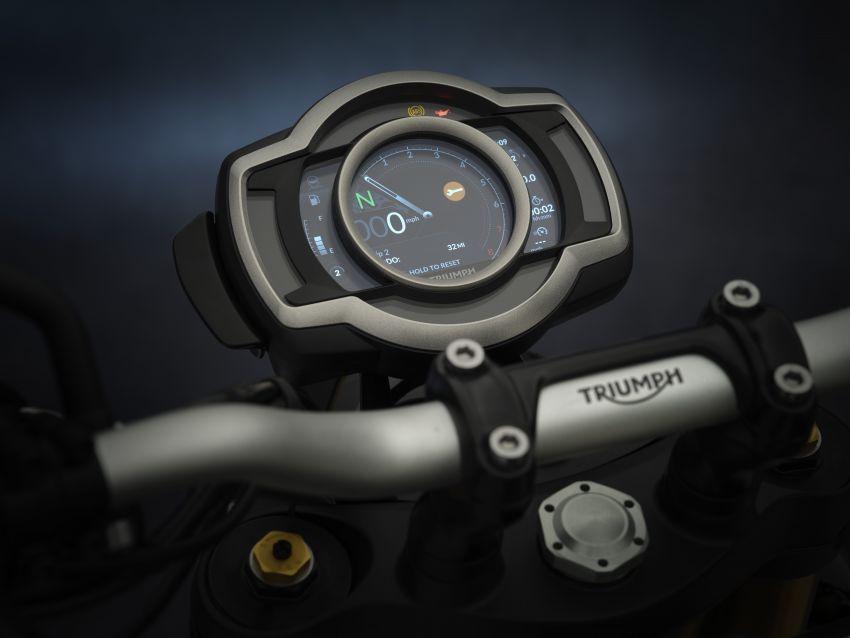 2021 Triumph Scrambler 1200 Steve McQueen Edition unveiled, Scrambler 1200 XC and XE get Euro 5 update Image #1278920