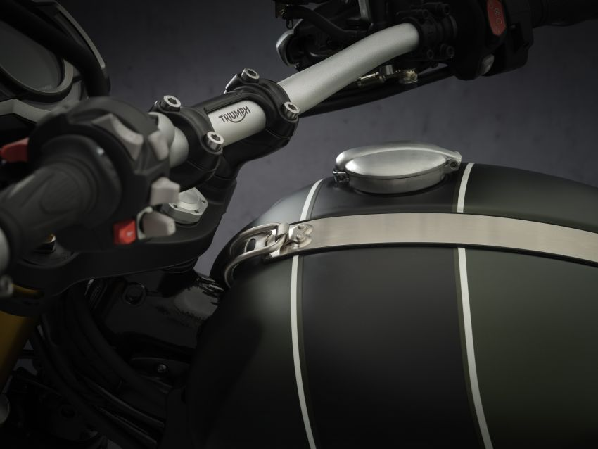 2021 Triumph Scrambler 1200 Steve McQueen Edition unveiled, Scrambler 1200 XC and XE get Euro 5 update Image #1278922