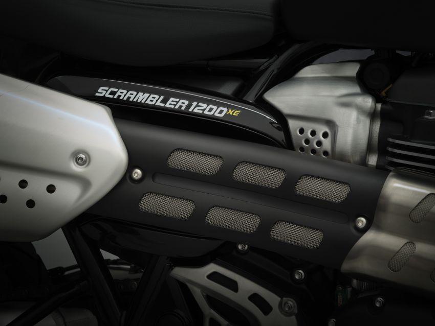 2021 Triumph Scrambler 1200 Steve McQueen Edition unveiled, Scrambler 1200 XC and XE get Euro 5 update Image #1278923