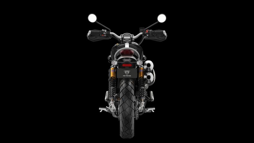 2021 Triumph Scrambler 1200 Steve McQueen Edition unveiled, Scrambler 1200 XC and XE get Euro 5 update Image #1278897