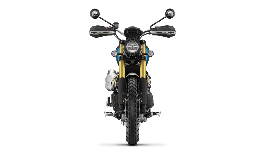 2021 Triumph Scrambler 1200 Steve McQueen Edition unveiled, Scrambler 1200 XC and XE get Euro 5 update Image #1278899