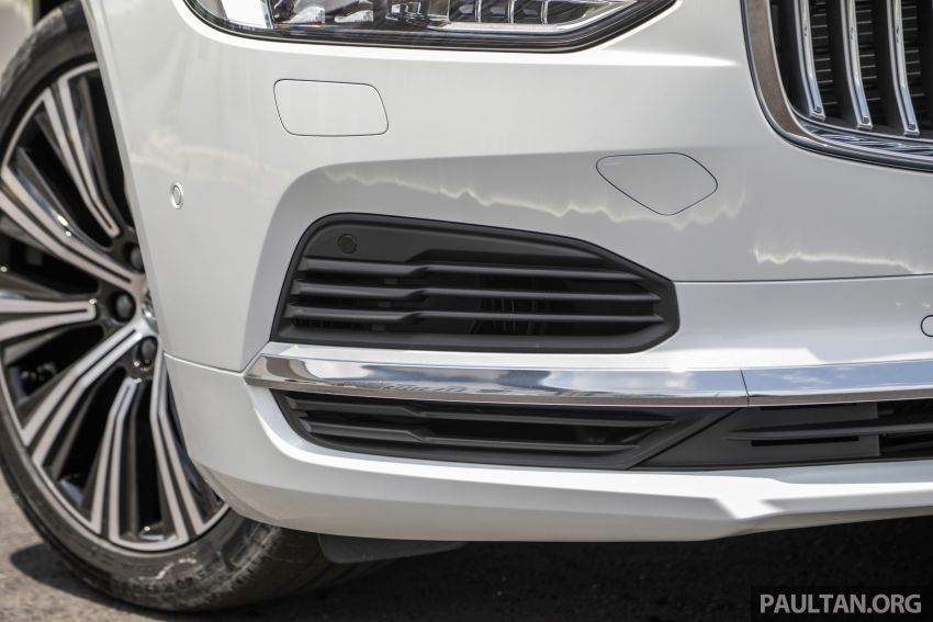 2021 Volvo S90 facelift launched in Malaysia – two variants; Recharge T8 Inscription Plus from RM339k Image #1285447