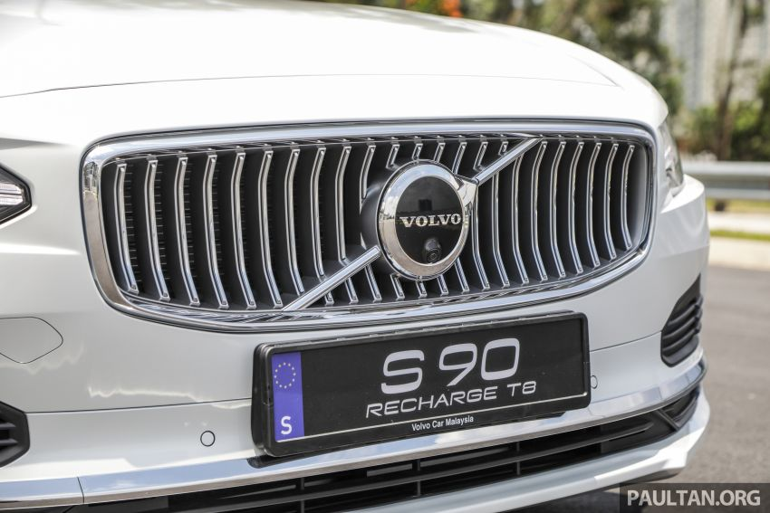2021 Volvo S90 facelift launched in Malaysia – two variants; Recharge T8 Inscription Plus from RM339k Image #1285448