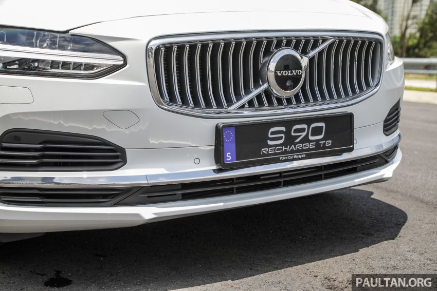 2021 Volvo S90 facelift launched in Malaysia – two variants; Recharge T8 Inscription Plus from RM339k Image #1285449