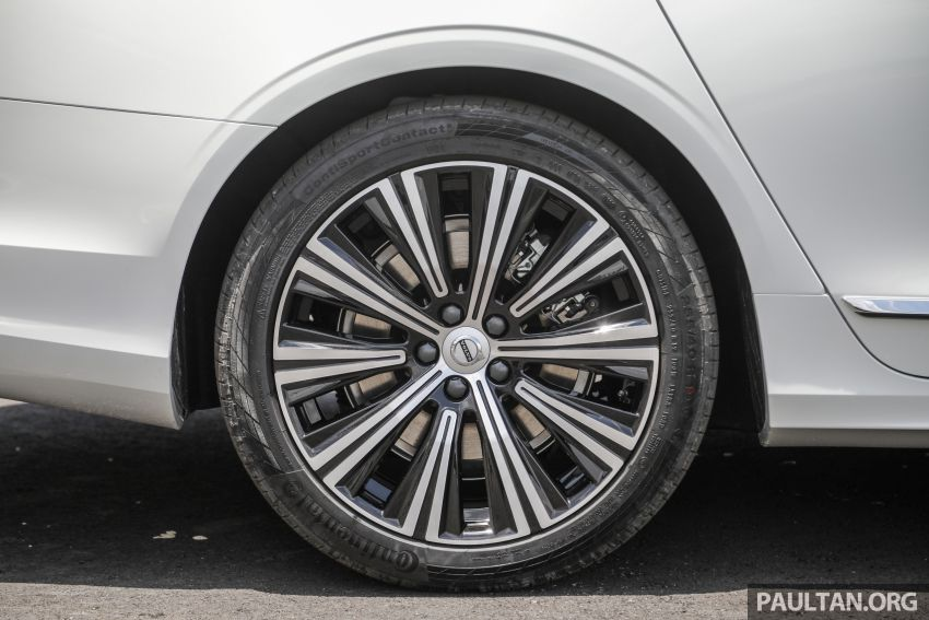 2021 Volvo S90 facelift launched in Malaysia – two variants; Recharge T8 Inscription Plus from RM339k Image #1285459