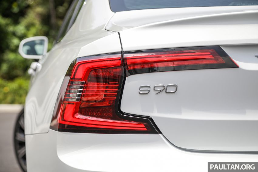 2021 Volvo S90 facelift launched in Malaysia – two variants; Recharge T8 Inscription Plus from RM339k Image #1285462