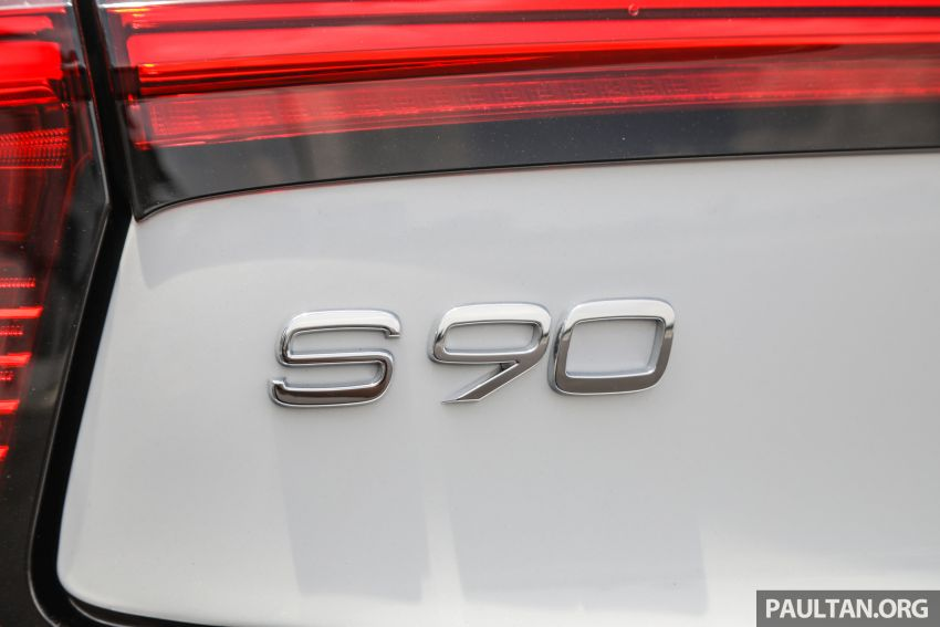 2021 Volvo S90 facelift launched in Malaysia – two variants; Recharge T8 Inscription Plus from RM339k Image #1285466