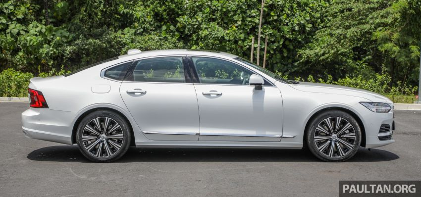 2021 Volvo S90 facelift launched in Malaysia – two variants; Recharge T8 Inscription Plus from RM339k Image #1285441