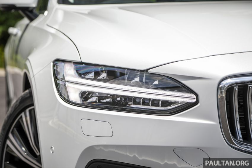 2021 Volvo S90 facelift launched in Malaysia – two variants; Recharge T8 Inscription Plus from RM339k Image #1285445