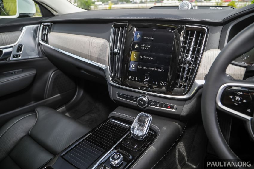 2021 Volvo S90 facelift launched in Malaysia – two variants; Recharge T8 Inscription Plus from RM339k Image #1285475