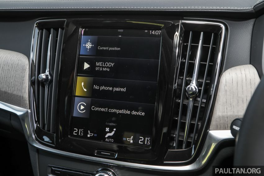 2021 Volvo S90 facelift launched in Malaysia – two variants; Recharge T8 Inscription Plus from RM339k Image #1285476