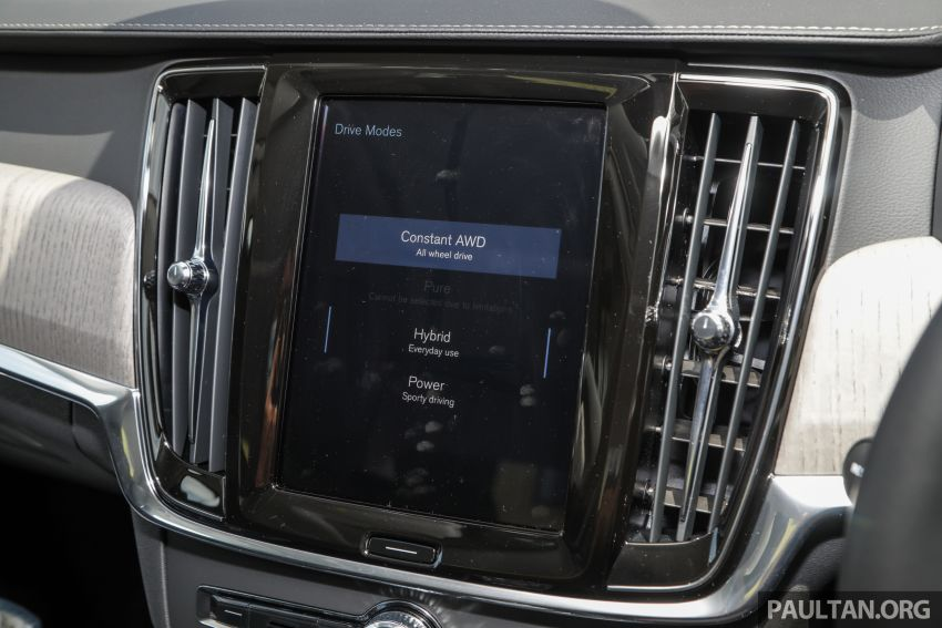 2021 Volvo S90 facelift launched in Malaysia – two variants; Recharge T8 Inscription Plus from RM339k Image #1285477