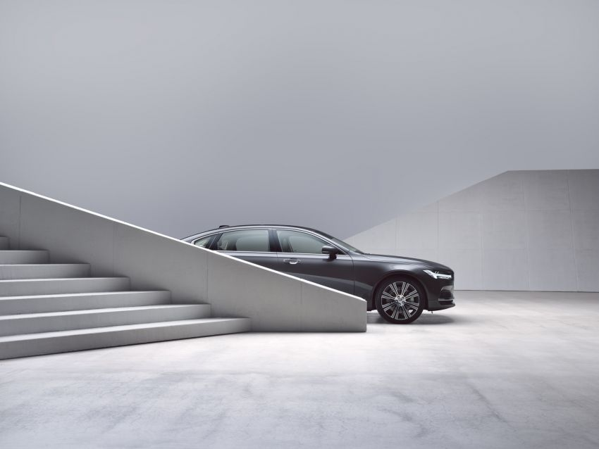 2021 Volvo S90 facelift launched in Malaysia – two variants; Recharge T8 Inscription Plus from RM339k Image #1285761