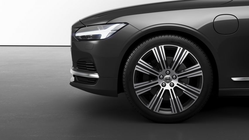 2021 Volvo S90 facelift launched in Malaysia – two variants; Recharge T8 Inscription Plus from RM339k Image #1285766