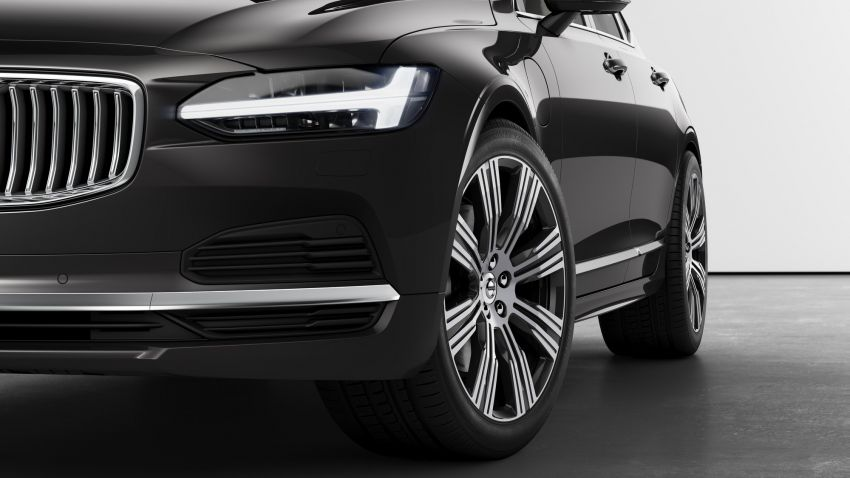 2021 Volvo S90 facelift launched in Malaysia – two variants; Recharge T8 Inscription Plus from RM339k Image #1285768