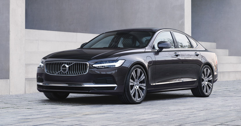 2021 Volvo S90 facelift launched in Malaysia – two variants; Recharge T8 Inscription Plus from RM339k Image #1285753