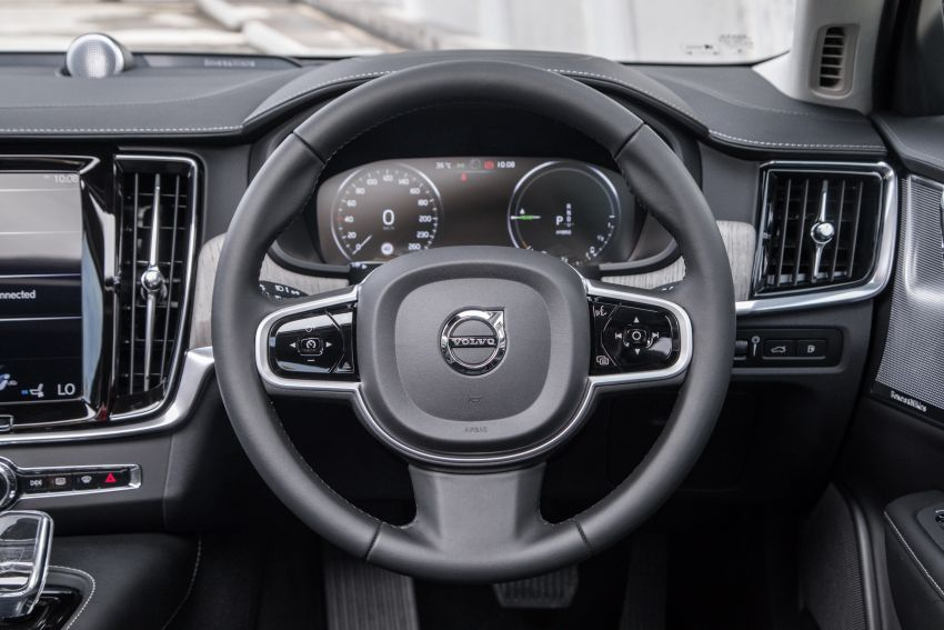 2021 Volvo S90 facelift launched in Malaysia – two variants; Recharge T8 Inscription Plus from RM339k Image #1285773