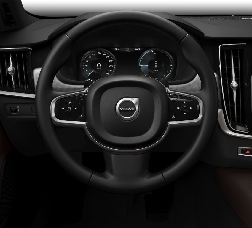 2021 Volvo S90 facelift launched in Malaysia – two variants; Recharge T8 Inscription Plus from RM339k Image #1285775