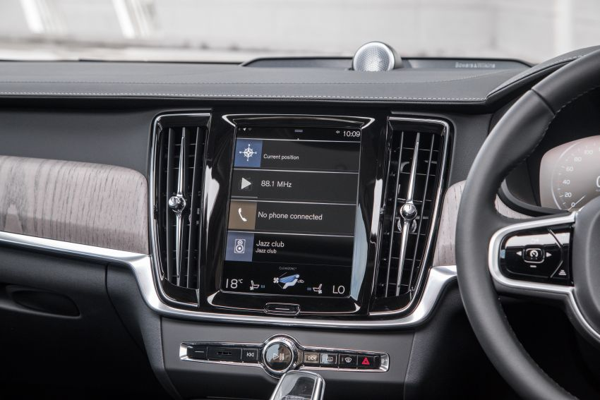 2021 Volvo S90 facelift launched in Malaysia – two variants; Recharge T8 Inscription Plus from RM339k Image #1285780