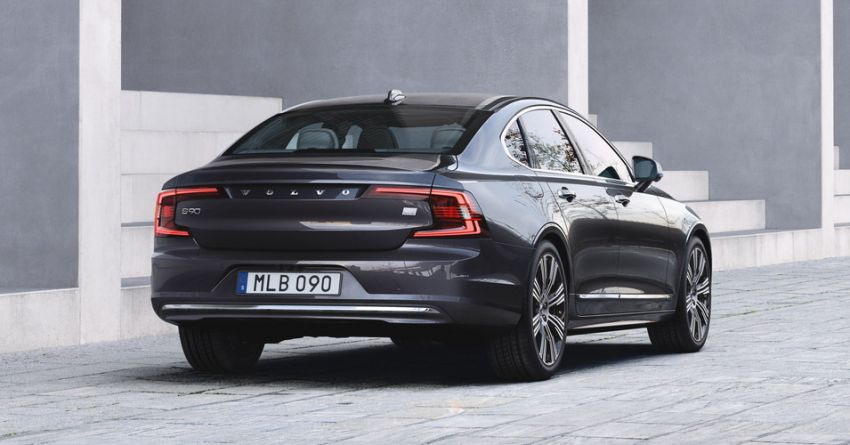 2021 Volvo S90 facelift launched in Malaysia – two variants; Recharge T8 Inscription Plus from RM339k Image #1285754