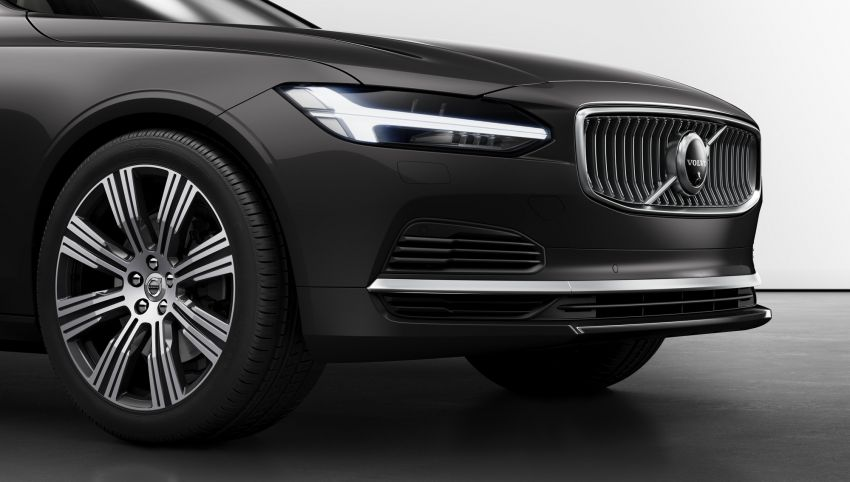 2021 Volvo S90 facelift launched in Malaysia – two variants; Recharge T8 Inscription Plus from RM339k Image #1285758