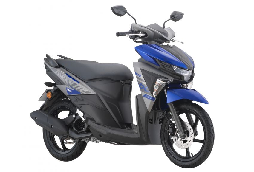 2021 Yamaha Avantiz updated for Malaysia, RM4,873 Image #1285800