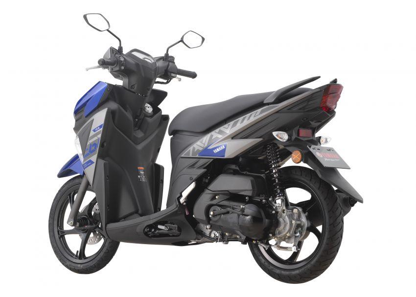2021 Yamaha Avantiz updated for Malaysia, RM4,873 Image #1285803