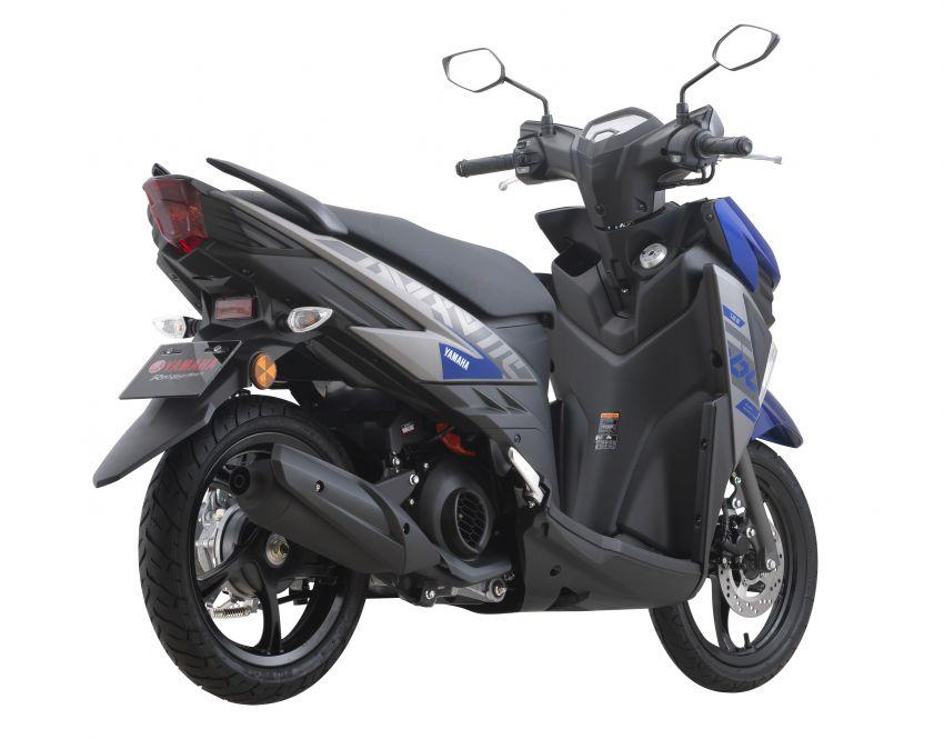 2021 Yamaha Avantiz updated for Malaysia, RM4,873 Image #1285804
