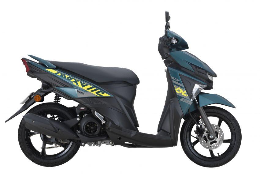 2021 Yamaha Avantiz updated for Malaysia, RM4,873 Image #1285810