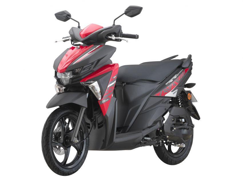 2021 Yamaha Avantiz updated for Malaysia, RM4,873 Image #1285815