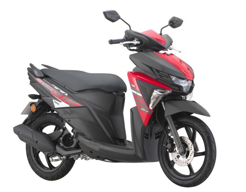 2021 Yamaha Avantiz updated for Malaysia, RM4,873 Image #1285816